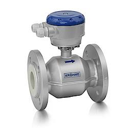 电磁流量传感器OPTIFLUX 2000 水和污水行业