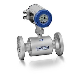 超声波流量计UFM 3030 测量液体的通用型三声道超声波流量计
